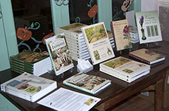 Shirley Hibberd book launch - book display