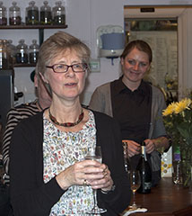 Shirley Hibberd book launch - Anne speaking